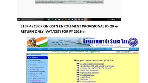 User Manual: GST Enrollment