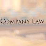 Group logo of Company Law